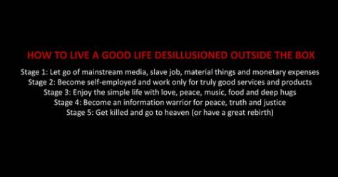 Vær desillusioneret og lev et rigtig godt liv