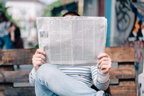 Vær på vagt for disinformation i medierne