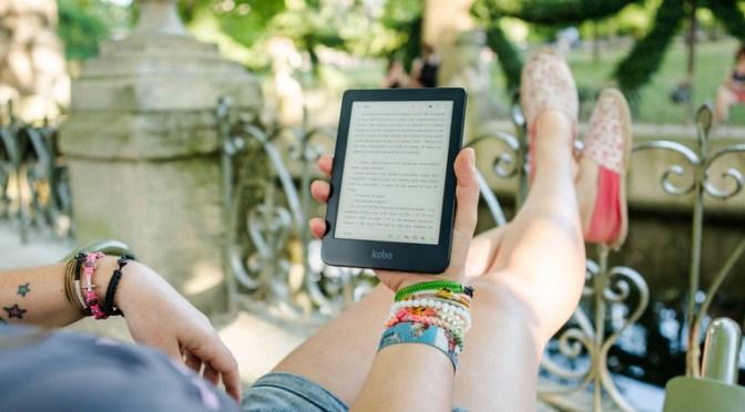 Sådan læser du din e-bog