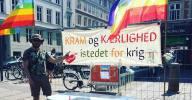Copenhagen Pride: Love is loev