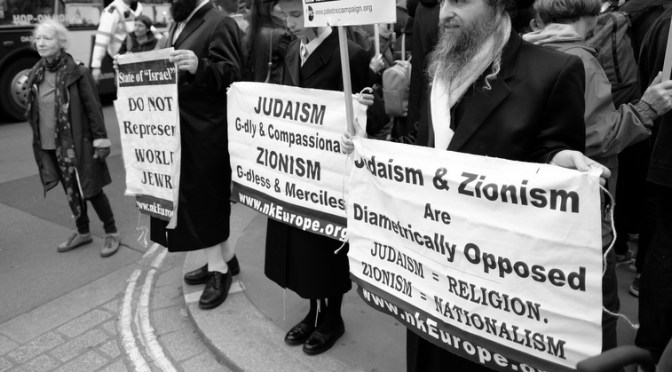 De falske jøders historie