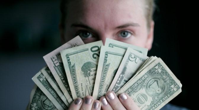 Du er slave af ting, penge og arbejde