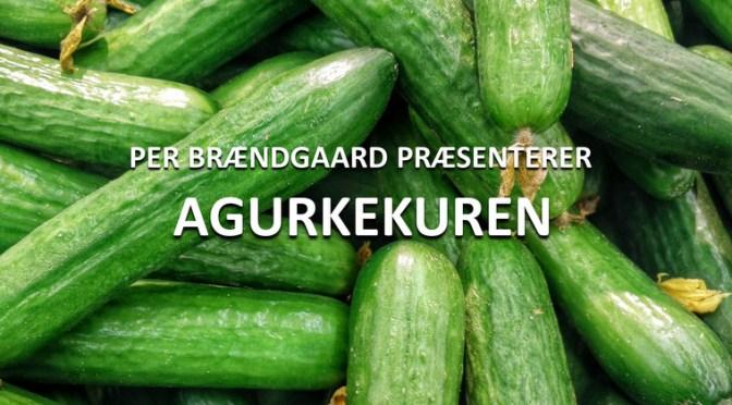 Agurketid: Spis flere agurker