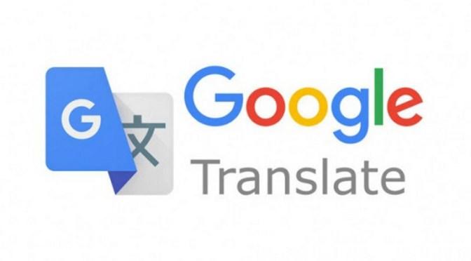Forslag til nyt sprog i Google Translate: Propaganda