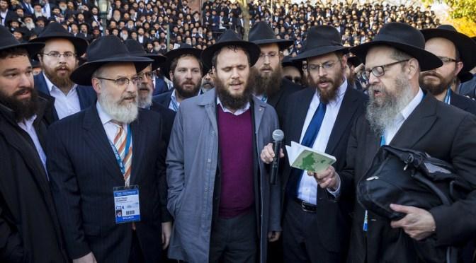 Det har kostet en halv milliard at bevogte jødiske institutioner