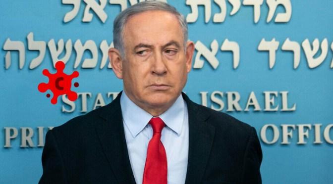 Coronavirus hjælper presset Netanyahu