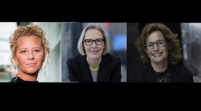 Disse tre kvinder er ansvarlige for DR's corona-propaganda