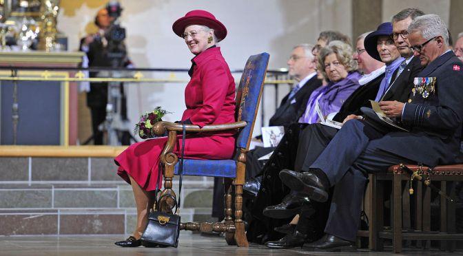 Bliver danske Dronning Margrethe påvirket af israelske Mossad?