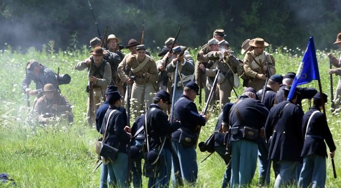 Er borgerkrig en del af den dybe fjendes plan mod os?