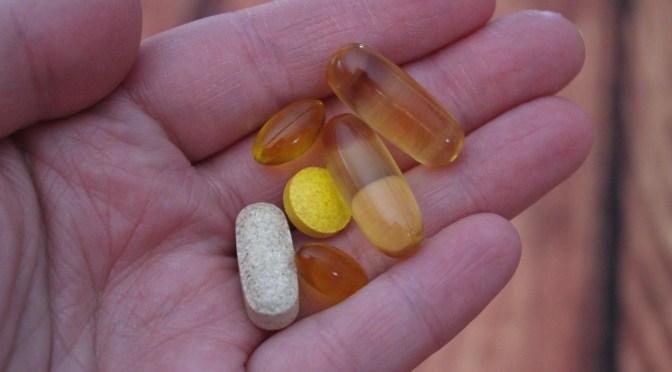 Natual Corona Vaccine no. 4: Take a good multivitamin supplement