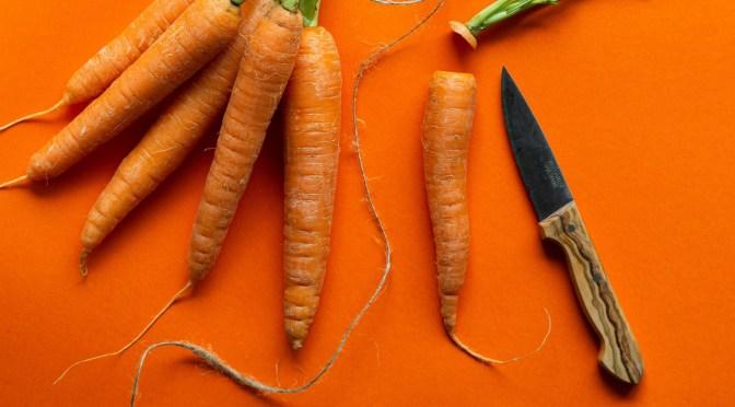 Forbyd gulerødder, nu!