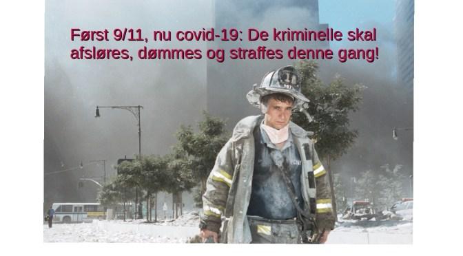 9/11-tale af Malou Montclaire fra Frihedsbevægelsens Fællesråd