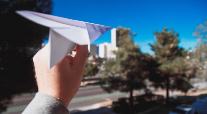 Min første flyer: Ernæring mod covid-19
