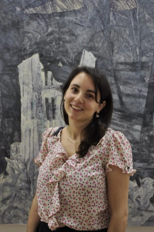 Umjetnica Ivona Jurić (foto: Emil Fuš)