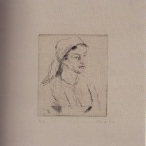 Djevojka iz Rakovice, 1950.