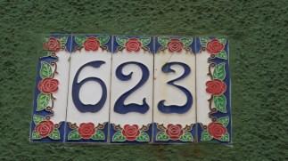 Burano - kućni broj