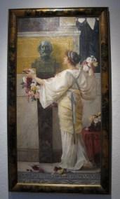 Robert Auer, Svečani dan, 1897.