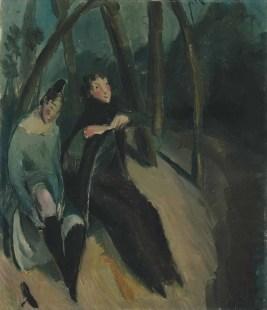 Žene u prirodi, 1912.