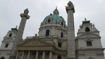 Karlskirche, Bernhard Fischer von Erlach