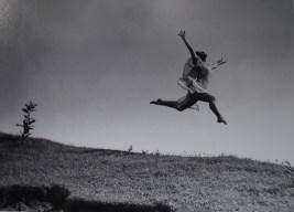 Plesačica iz Plesnog studija Ane Maletić?, 1946.