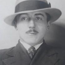 Portret Toše Dabca, 1933.