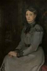 Portret majke, 1911.