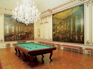 Soba za biljar / copyright: Schloss Schönbrunn Kultur- und Betriebsges.m.b.H.