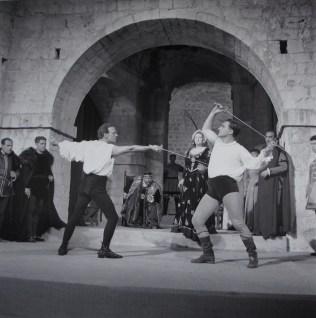 William Shakespeare - Hamlet kraljević danski, Lovrijenac, 1954.