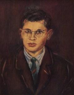 Autoportret, 1966.