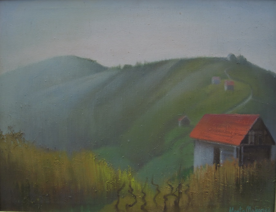 Brijeg u magli, 2000.