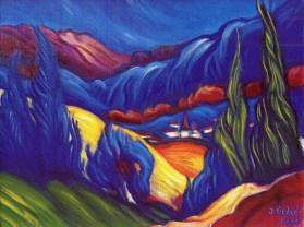 Selo pod brijegom, 1995.