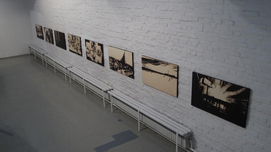 Postav u Galeriji SC