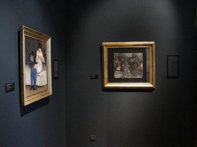 Primjer dvije vizualno iste legende - jedna opisuje djelo, druga govori o stilskom izričaju