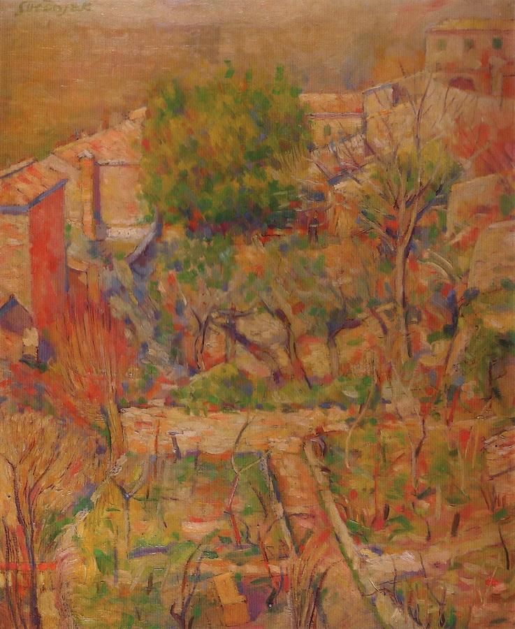 Vrt u Assisiju, 1943.