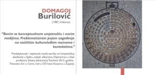 Domagoj Burilović - Iz kataloga