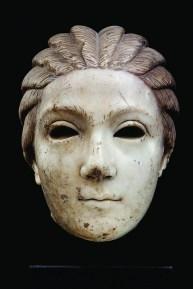 Portretna glava mlade žene (Plautila), Salona, poč. 3. st.