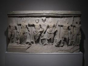 Reljef s prikazom najvažnijih rimskih božanstava, Split, sredina 2.st.