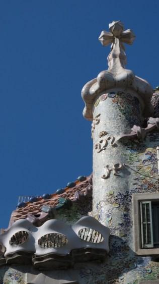 Casa Battló - detalj