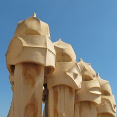 Casa Milá / La Pedrera - Gaudí