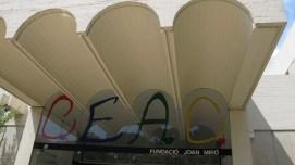 Fundació Joan Miró - ulaz