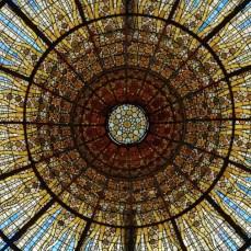 Palau de la Música Catalana kupola