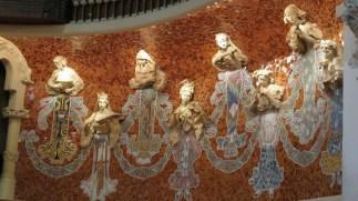 Palau de la Música Catalana - muze palače