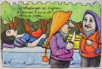 Ana Schaub - Snjeguljica i patuljci
