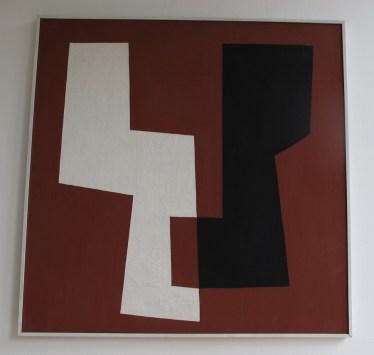 Ivan Picelj - Kompozicija W, 1956.