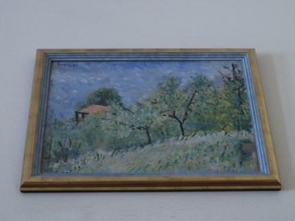 Slavko Šohaj - Vrt, 1934.