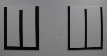 IV/VII TÜ HDA, 1987., V/VIII-IX TÜ HDA, akrilik na platnu
