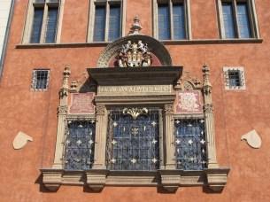 Grb Starog grada koji 1784. postaje grb grada Praga