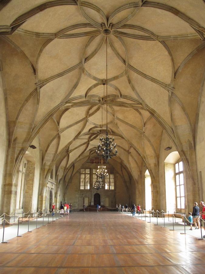 Kraljevska palača - Vladislavova dvorana