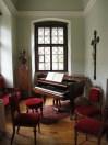 Dvořákov muzej - Dvořákov klavir