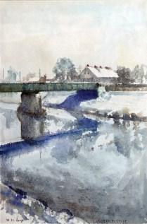 Banijanski most, 2008.